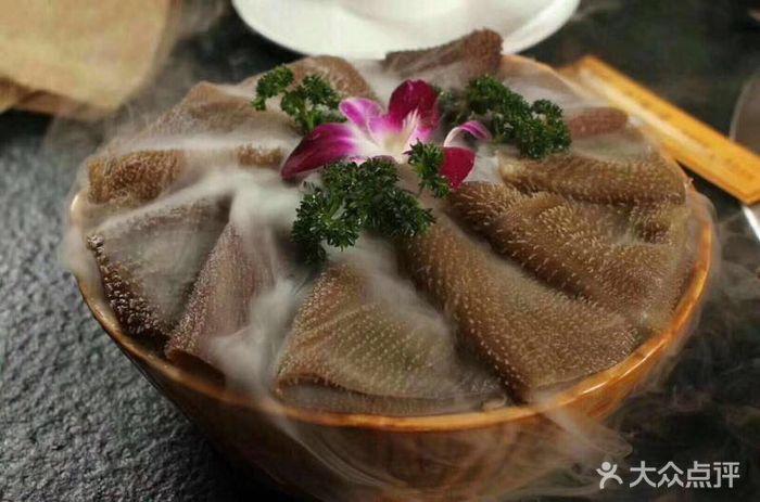 捞捞福火锅鲜毛肚图片 - 第1张