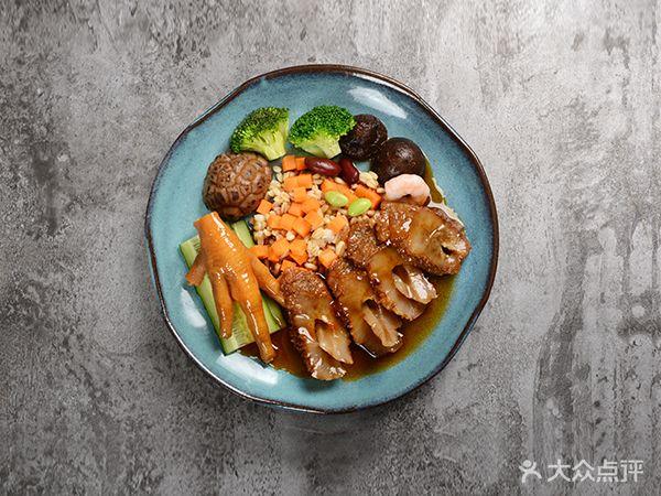 食-美食鲍汁捞饭海参-成都图片-大众等于网色拉油20升点评多少克图片