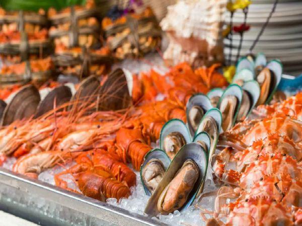 摩登克斯无国界海鲜自助餐厅