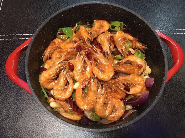 0057香辣虾好吃吗?