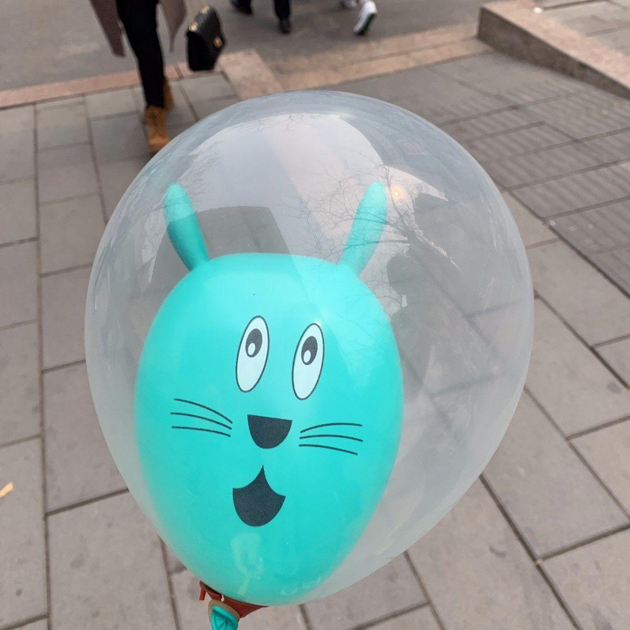 美丽的小气球的头像