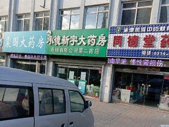 承德新宇大药房连锁有限公司第二药店(第二药店)