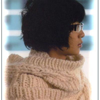 短发变长发 超女周笔畅发型蜕变图集效果图