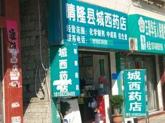 晴隆县城西药店