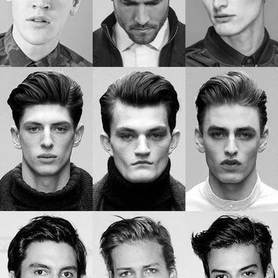 发型成就男神 你可以更有逼格一点效果图