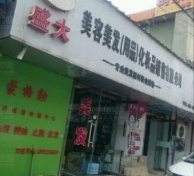 盛大美容美发(用品)化妆品销售有限公司