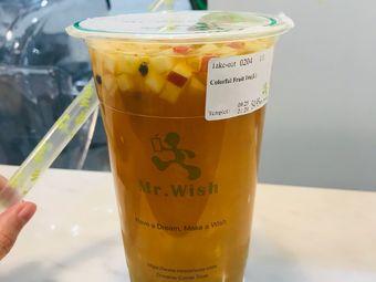 Mr. Wish(Temple University)