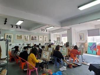一教室美术教育
