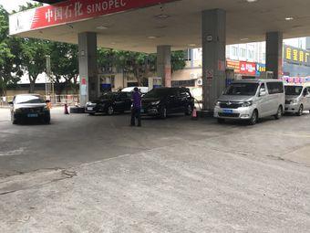 中国石化&广陵石油黄村加油站(黄村油站)