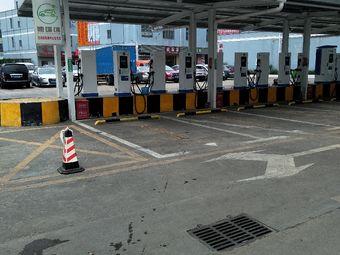 普天绿创新能源汽车充电站(龙鸿源站)