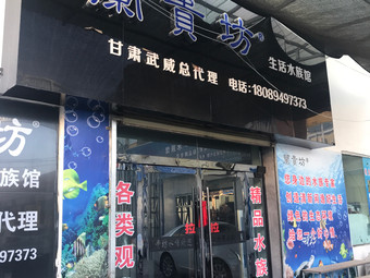 蘭贵坊生活水族馆