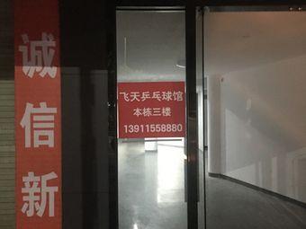 飞天乒乓球馆