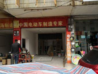 中国电动车制造专家