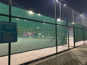 博罗体育中心-室外网球场