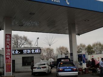 德源燃气CNG加气站