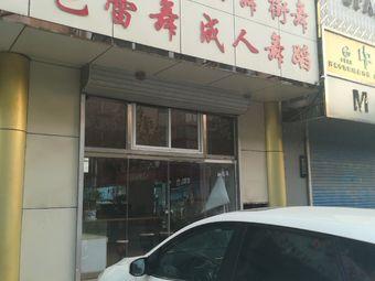 艺术培训学校中国舞拉丁舞街舞芭蕾舞成人舞蹈