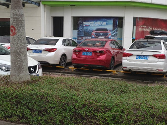 珠海市五菱宝骏汽车