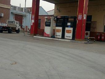 田庄供销合作社加油站