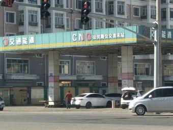 交通能源CNG加油加气站(征仪路公交首末站)