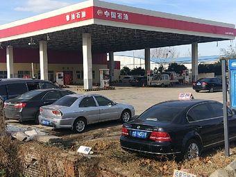 中国石油CNG加油加气站