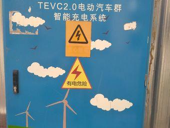 惠州时尚公园电动汽车充电站