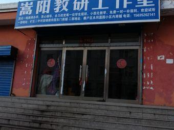 嵩阳教研工作室