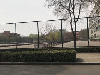 启智东路网球场