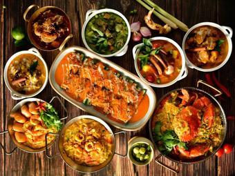 simply thai天泰(閔行龍湖店)