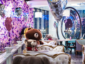 TheflowerlifeCafe花美乐女士主题餐厅