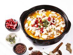 百素·我家酸菜鱼(长宁龙之梦店)的酸菜黑鱼