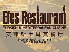 Efes Turkish & Mediterranean Cuisine 艾菲斯餐厅的图片