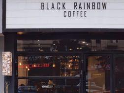 black rainbow coffee(屏风街店)