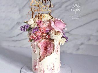 We Cake唯凯甜品设计蛋糕高端定制