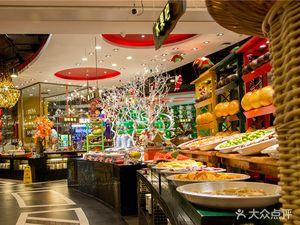 武汉自助餐TOP10