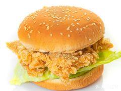 咔嗞嘣汉堡炸鸡(IFS国金店)的香辣鸡腿堡