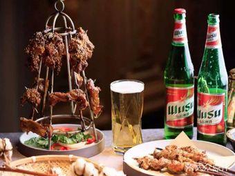 Alali阿拉礼馕坑烤肉·新疆菜(西溪新座店)