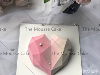 Meet Mousse 蛋糕(新区店)