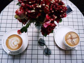 Eden coffee 伊甸园的图片