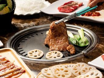 海牛·海鲜烤肉火锅