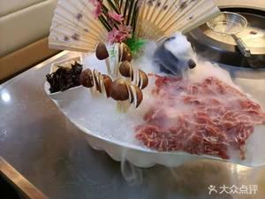 神筋牛筋米捞火锅