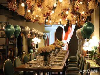 ins森林童话餐厅