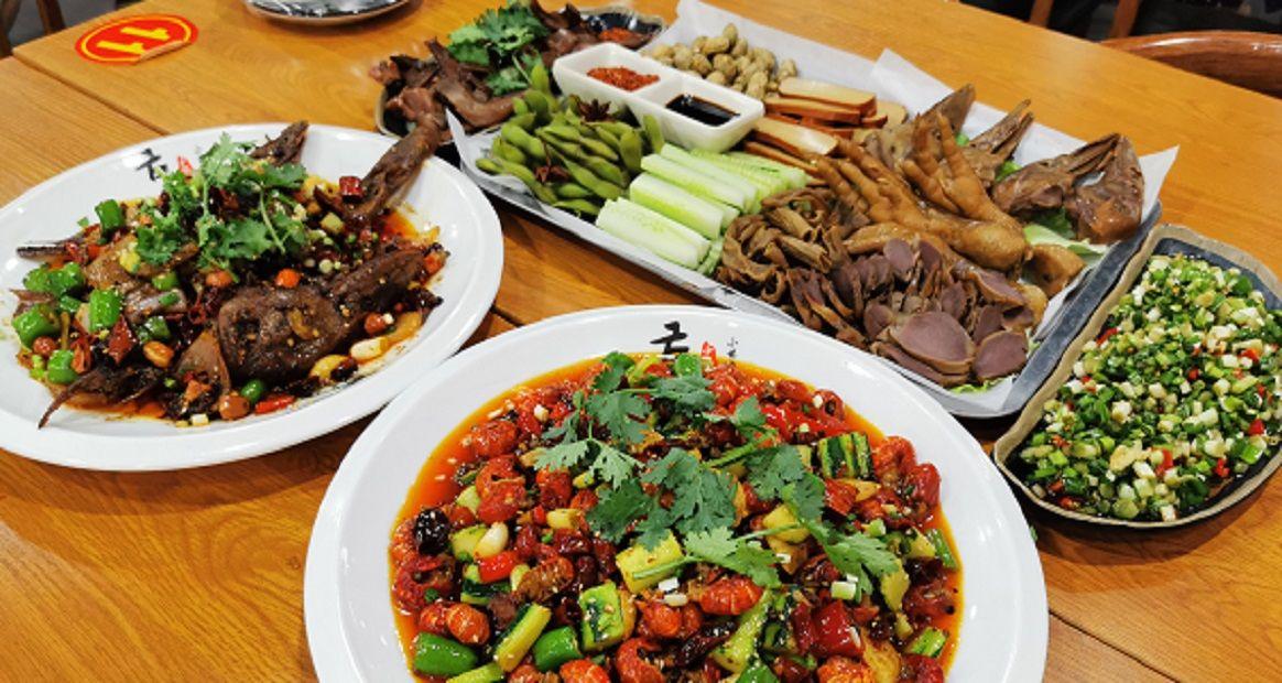 美团圈圈眉山站 | 江湖在见丨4人餐丨这样的无敌下酒菜,就藏在西象桥,速来