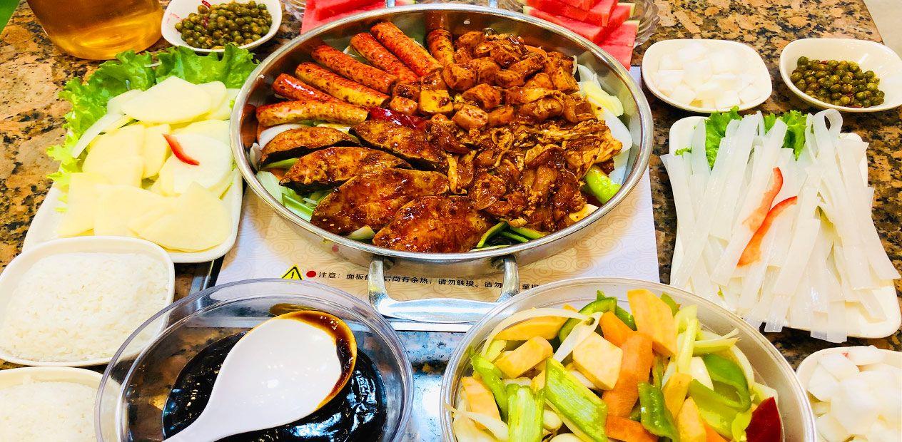 美团圈圈西安站 | 和福顺焖锅丨招牌2人餐丨免预约丨一锅两吃,健康美味