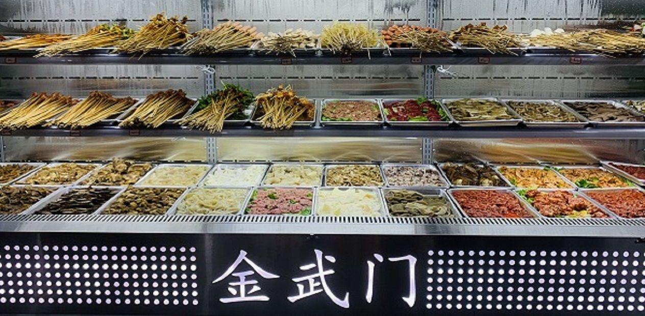 美团圈圈眉山站 | 金武门牛杂串串丨2人餐丨开业钜惠,这家牛杂串串不吃就亏了