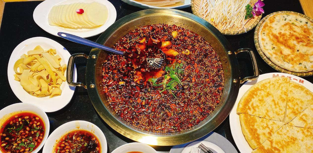 鲢花浪胖头鱼火锅|免预约|2-3人套餐|长安区沣峪口
