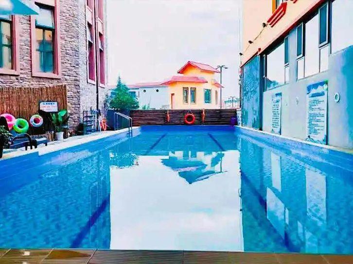 美团圈圈西安站 | 太白山水温泉酒店丨住宿+温泉双人套餐丨一站式度假景区