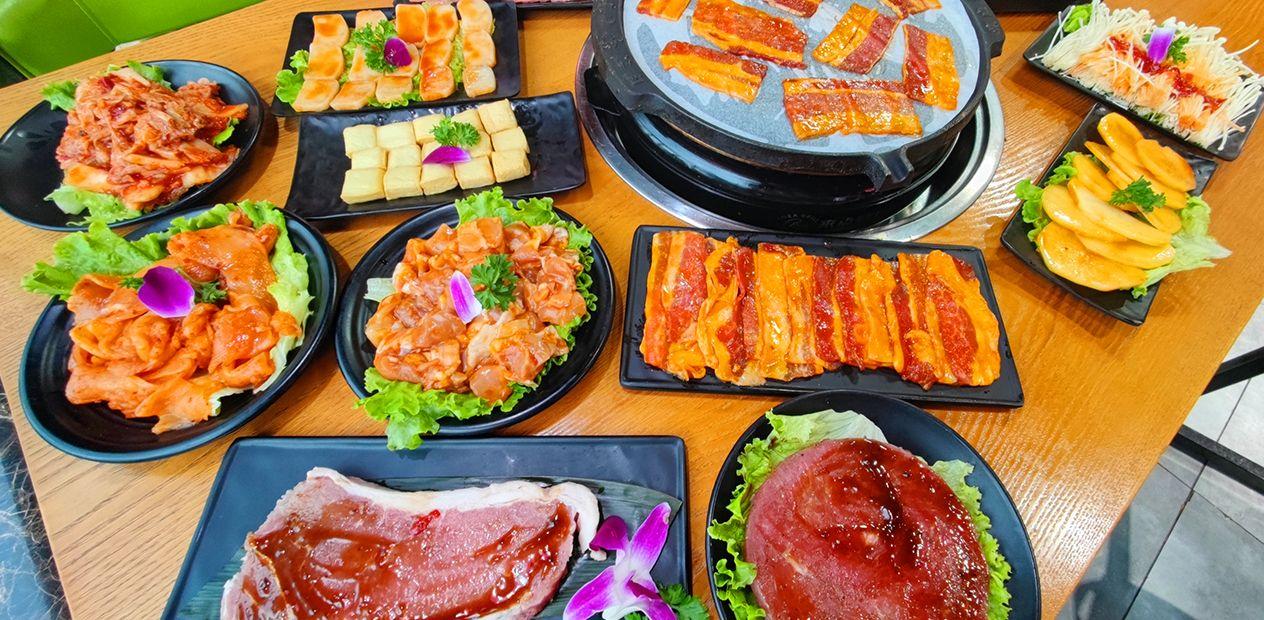 美团圈圈西安站 | 韩记烤肉坊 丨4人餐丨免预约丨硬核烤肉店,俘获肉控的胃~