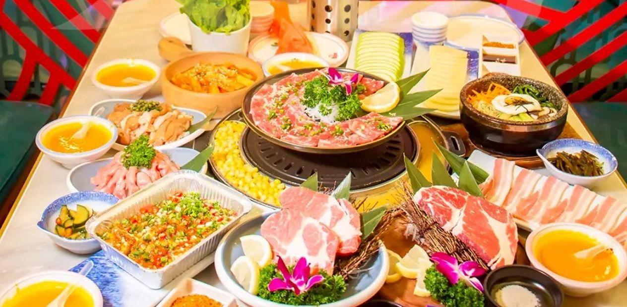 美团圈圈攀枝花站 | 摇滚道烤肉(万达店)|2-3人餐|摇滚有道,烤肉有料!