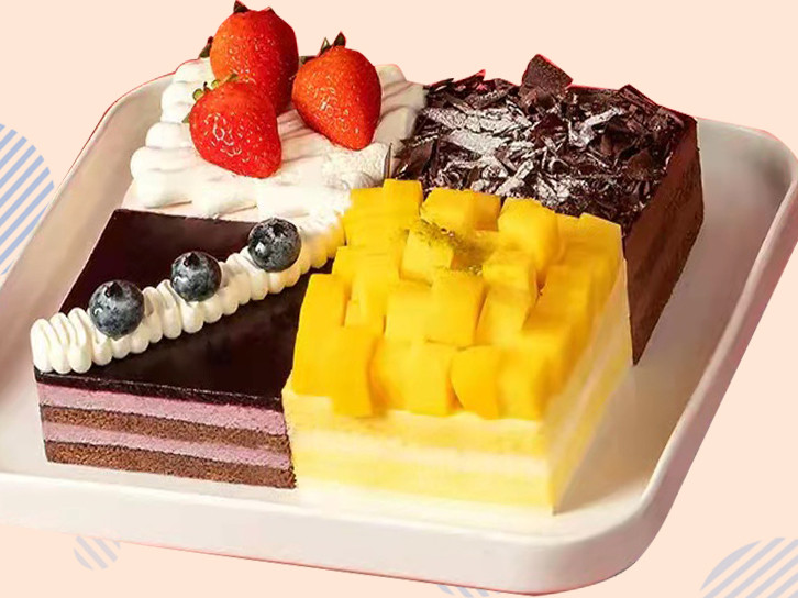 美团圈圈西安站 | 熊猫不走|10款8英寸蛋糕任选|5店通用|熊猫跳舞助兴