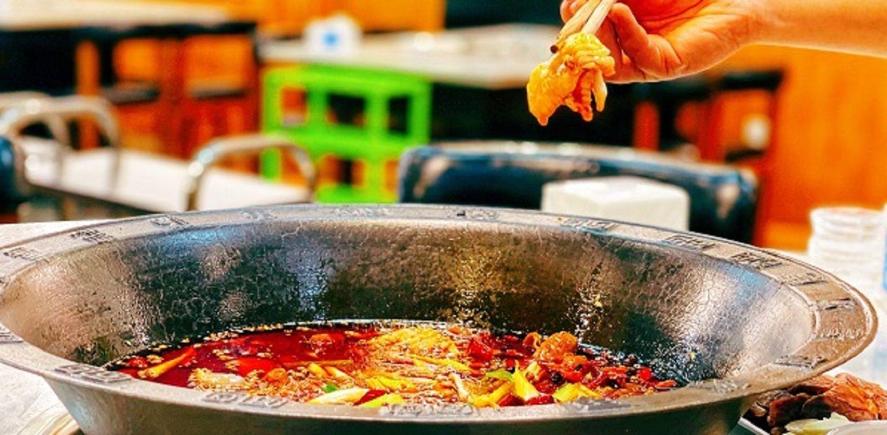 美团圈圈眉山站 | 唐欢喜肥肠鱼丨6人餐丨鱼肉的滑嫩+肥肠的软糯,欲罢不能~